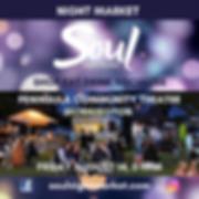 Soul Night Market Poster