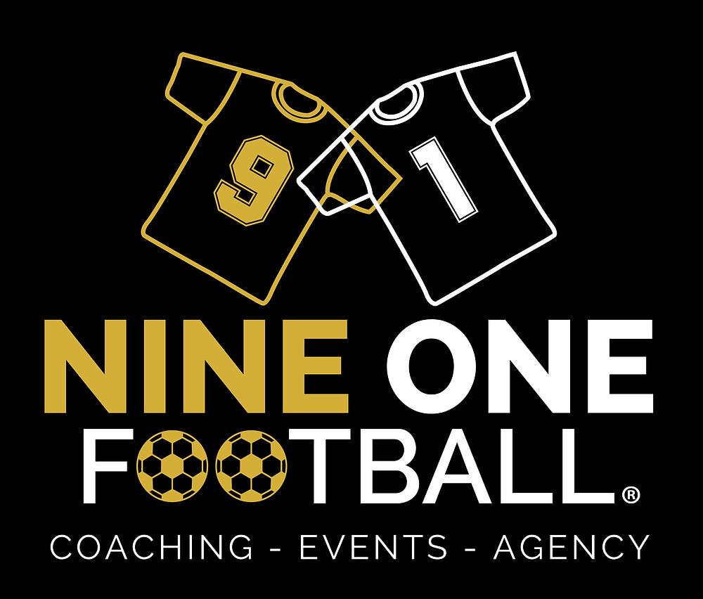 Nine One Football Logo