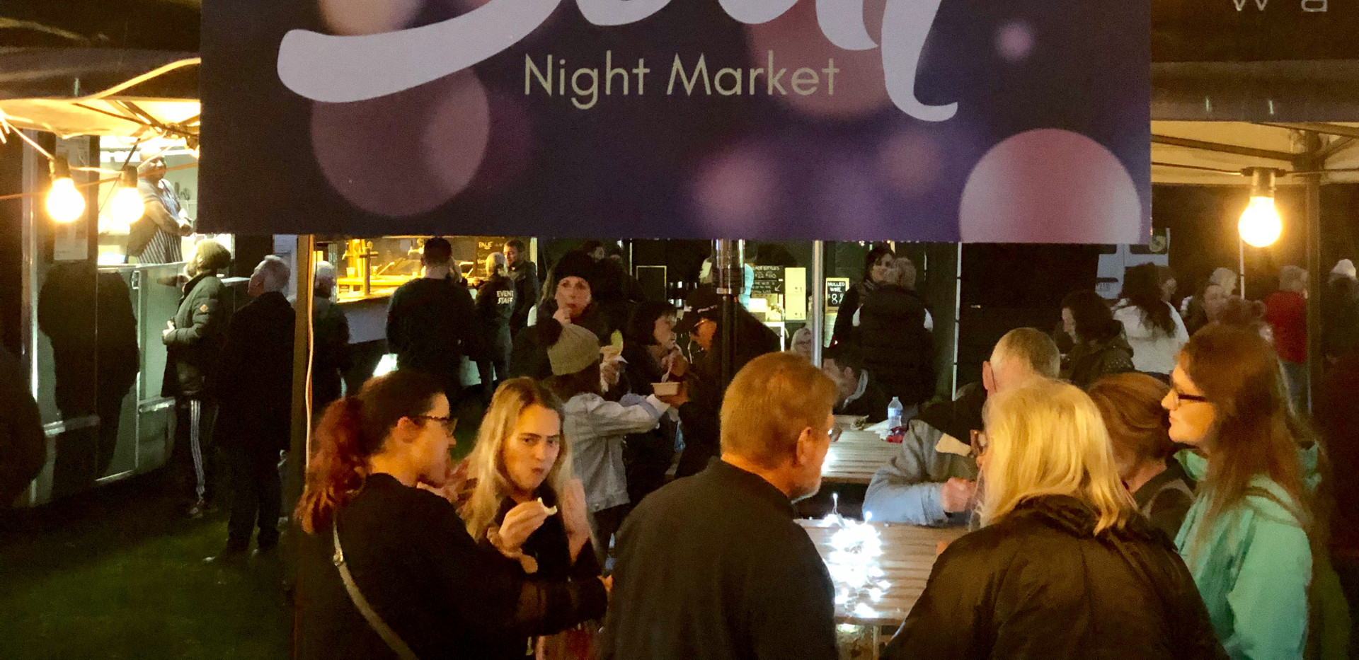 Soul Night Market Mornington
