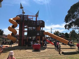 Bicentennial Park Chelsea Kids Playground