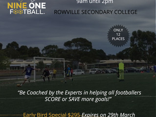 Nine One April Holiday Camp Announced