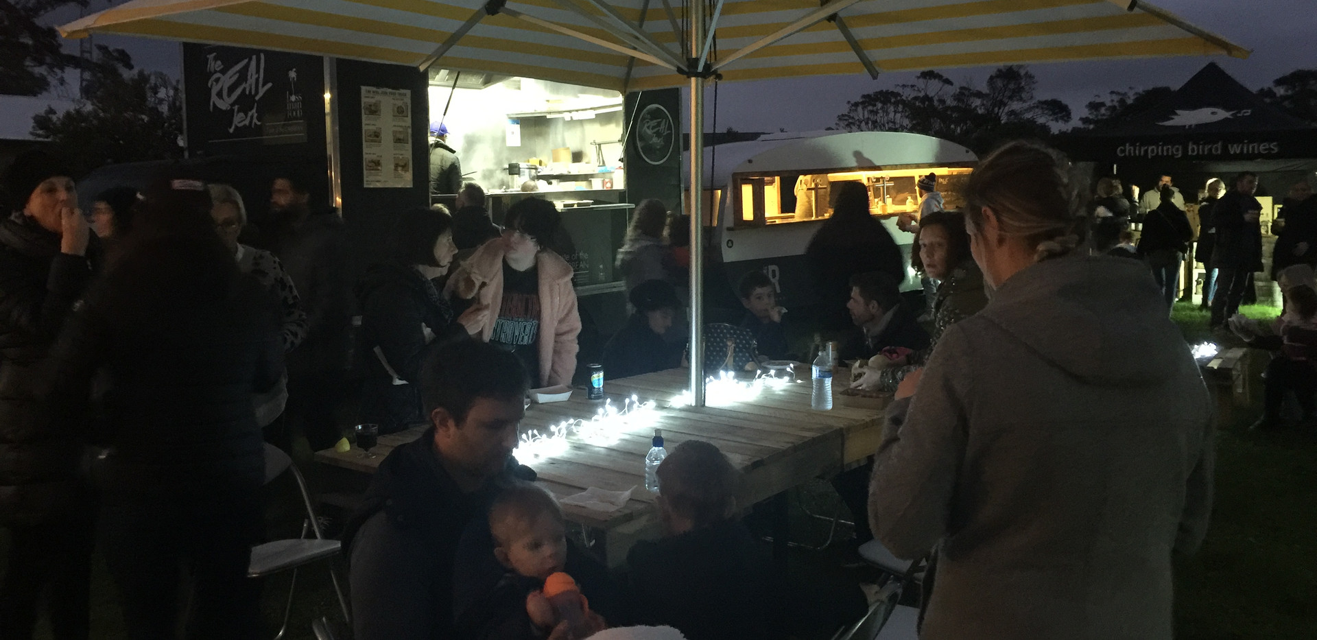 Soul Night Market Winter