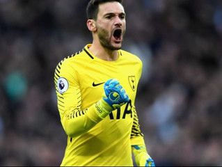 Lloris Save v Hart Conceding Goal. The difference.