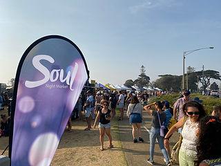 Soul Night Market Brighton Venue