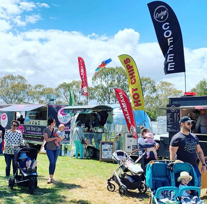 Street Food Truck Saturday Market