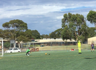 Nine One Launch 2 on 1 Private Soccer Training in Melbourne