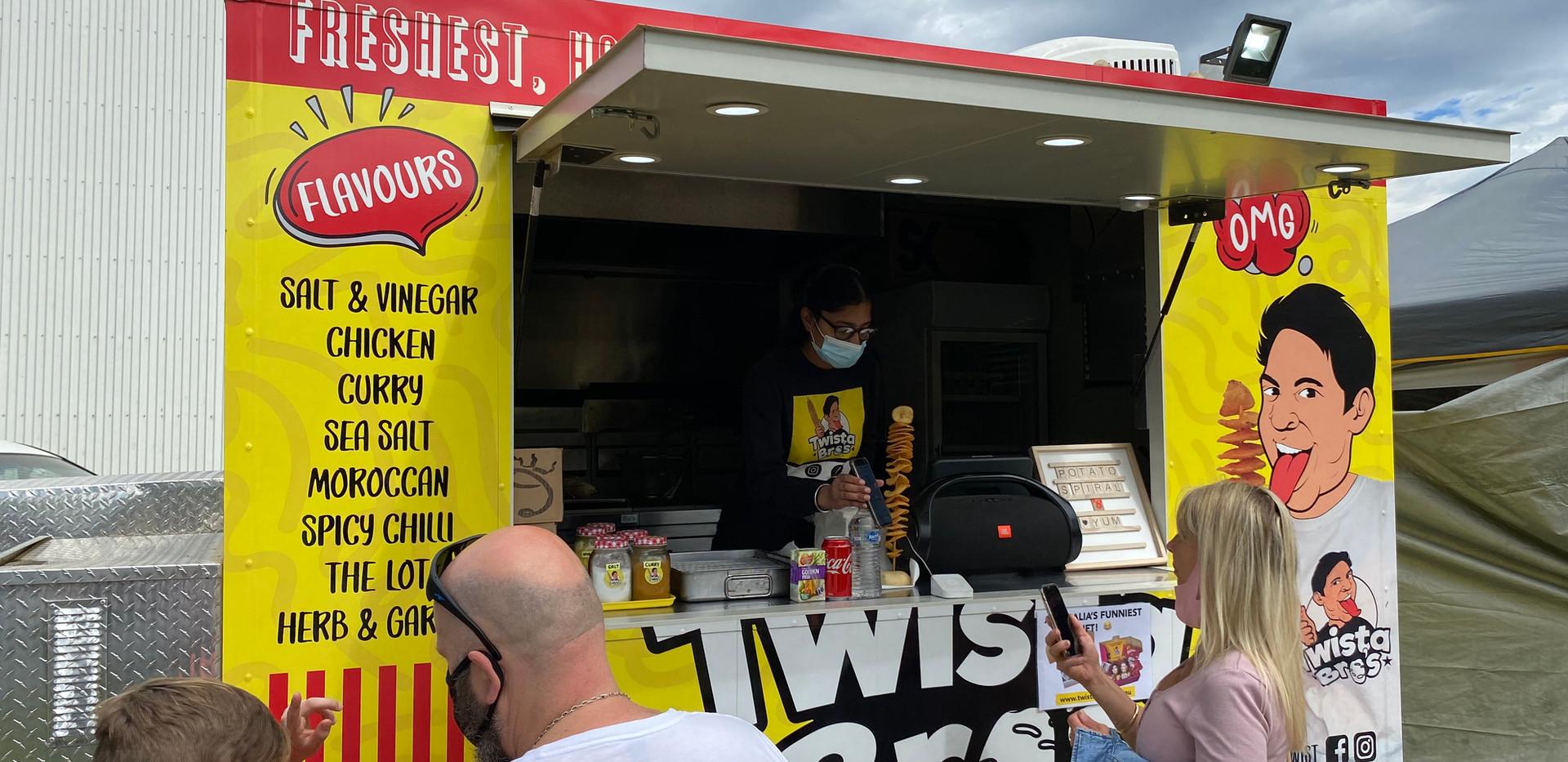 Twista Bros Lakeside Market Pakenham