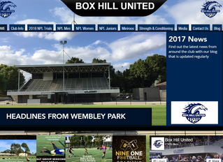 Nine One Football Launch Web Design Business