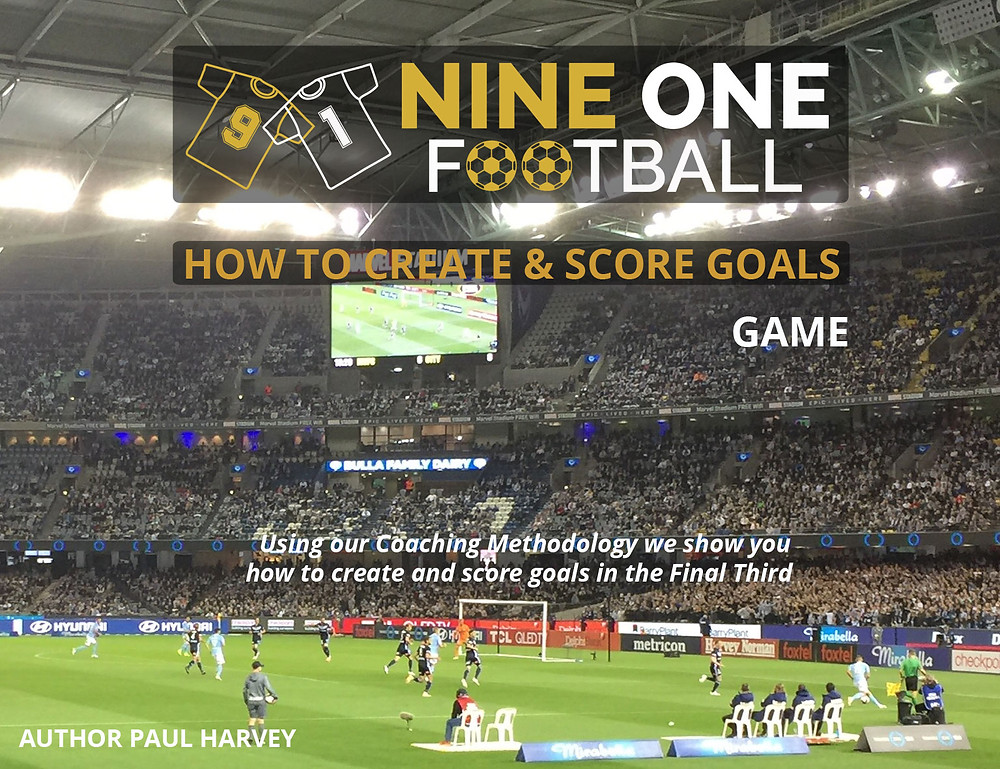 Nine One Football How to Create & Score Goals E-book