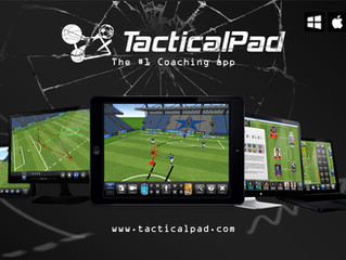 Nine One Football Partner with Tactical Pad