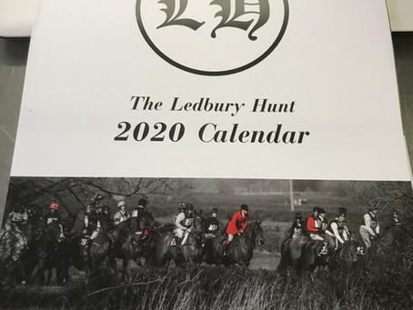 Ledbury Hunt Calendars
