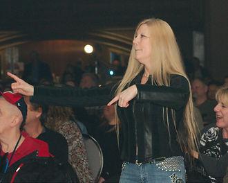 Susan Pindus Simply Queen concert.jpg