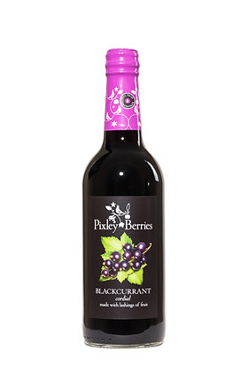 Blackcurrant Cordial (6 x 500ml)