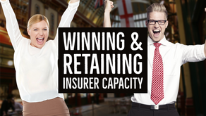 Winning & Retaining Insurer Capacity