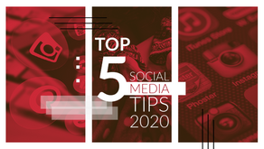Top 5 Tips For Social Media
