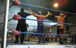 What can businesses learn from the world of professional wrestling?