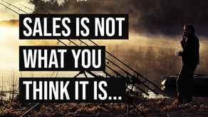 Sales is not what you think it is...