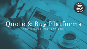 Top 5 Quote-And-Buy Platforms
