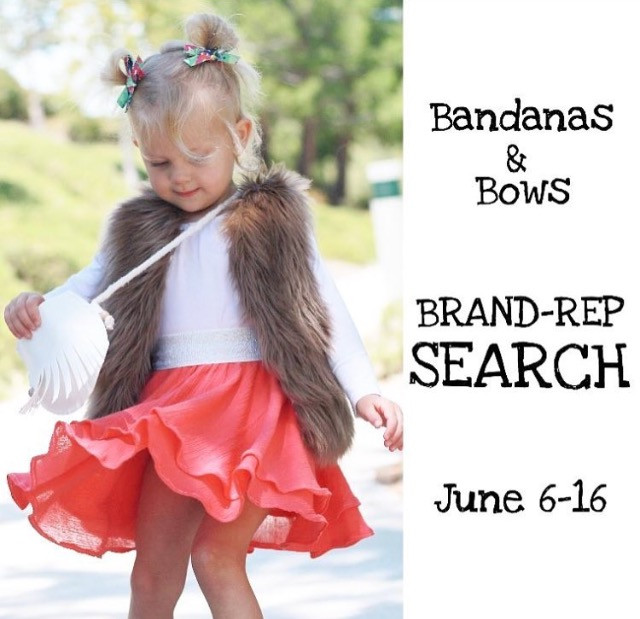 What's the scoop behind kids brand repping?
