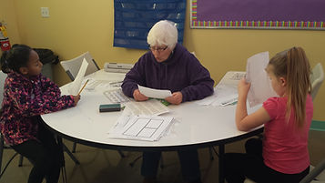 Pattee Learning Center Reading and Writi