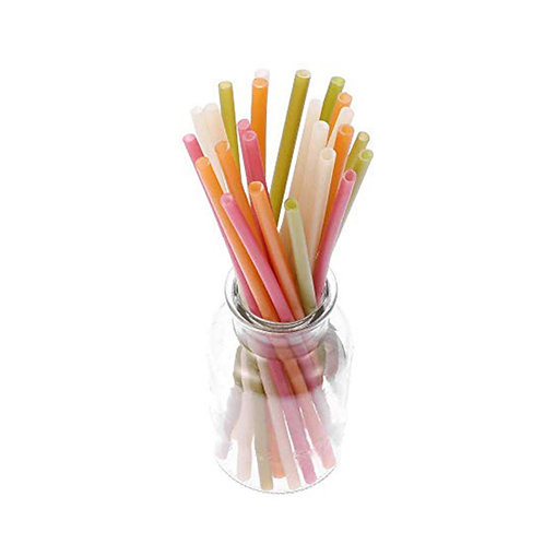 EDIBLE DRINKING STRAWS