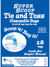 Scoop & Bag Litter Collection Bags