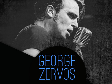 George Zervos Live στο Bourbon 8/10