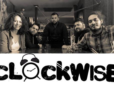 Clockwise Live- 24/12 Παραμονή Χριστουγέννων @ ROCK & BALLS
