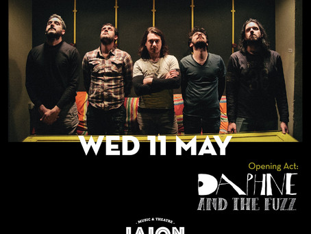 Reunion Live The Bet, Opening: Daphne and the Fuzz WED.11/5 @ ΙΛΙΟΝ PLUS