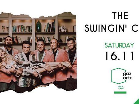 The Swingin' Cats 16/11 @ Gazarte Roof Stage