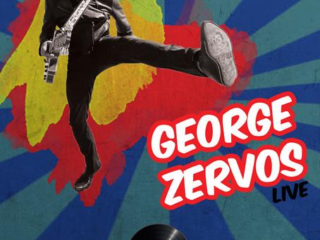 GEORGE ZERVOS Live Παρ.26/2 στο OLD HABITS