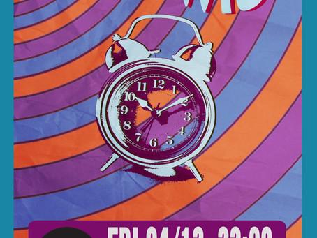 Clockwise Live Παρασκευή 4/12 @ Floral