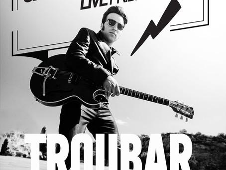 GEORGE ZERVOS LIVE- TROUBAR 16/9