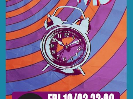 Clockwise Live ΠΑΡ. 19/2 @ Floral