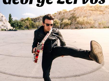 GEORGE ZERVOS LIVE ΣΤΟ BIG SPOON Friday 22/4