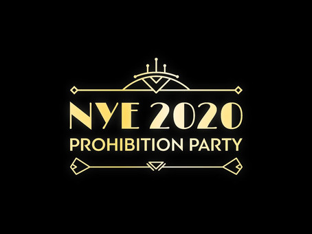 NYE 2020 Prohibition Party