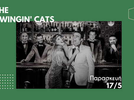 The Swingin' Cats 17/5 Gazarte Roof Stage