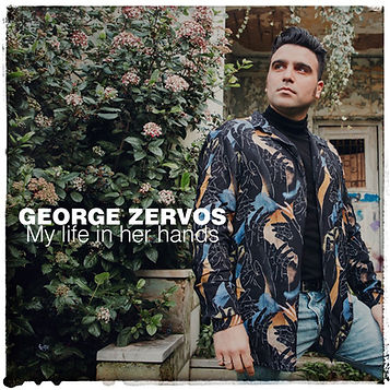 George Zervos My Life In Her Hands Cover