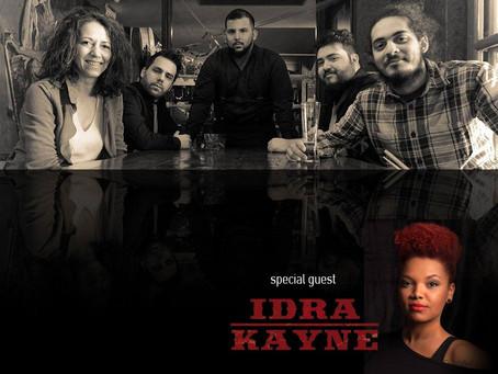 Clockwise Live & Idra Kayne (guest) ΠΕΜ 25/2 @ Faust