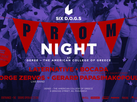 Six d.o.g.s Prom Night
