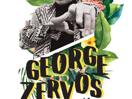 George Zervos | Όλες τις Πέμ. Μαΐου @ Tiki Bar