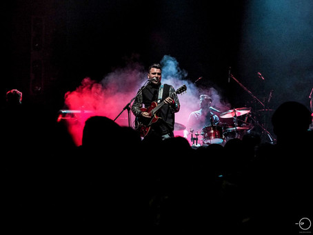 Photos από George Zervos Open. Act Nick Waterhouse