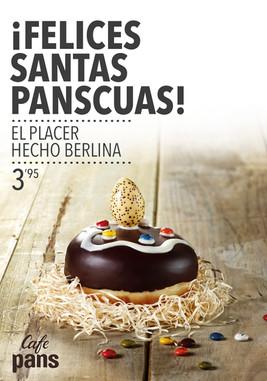 Pizarra retroiluminada CAFE PANS