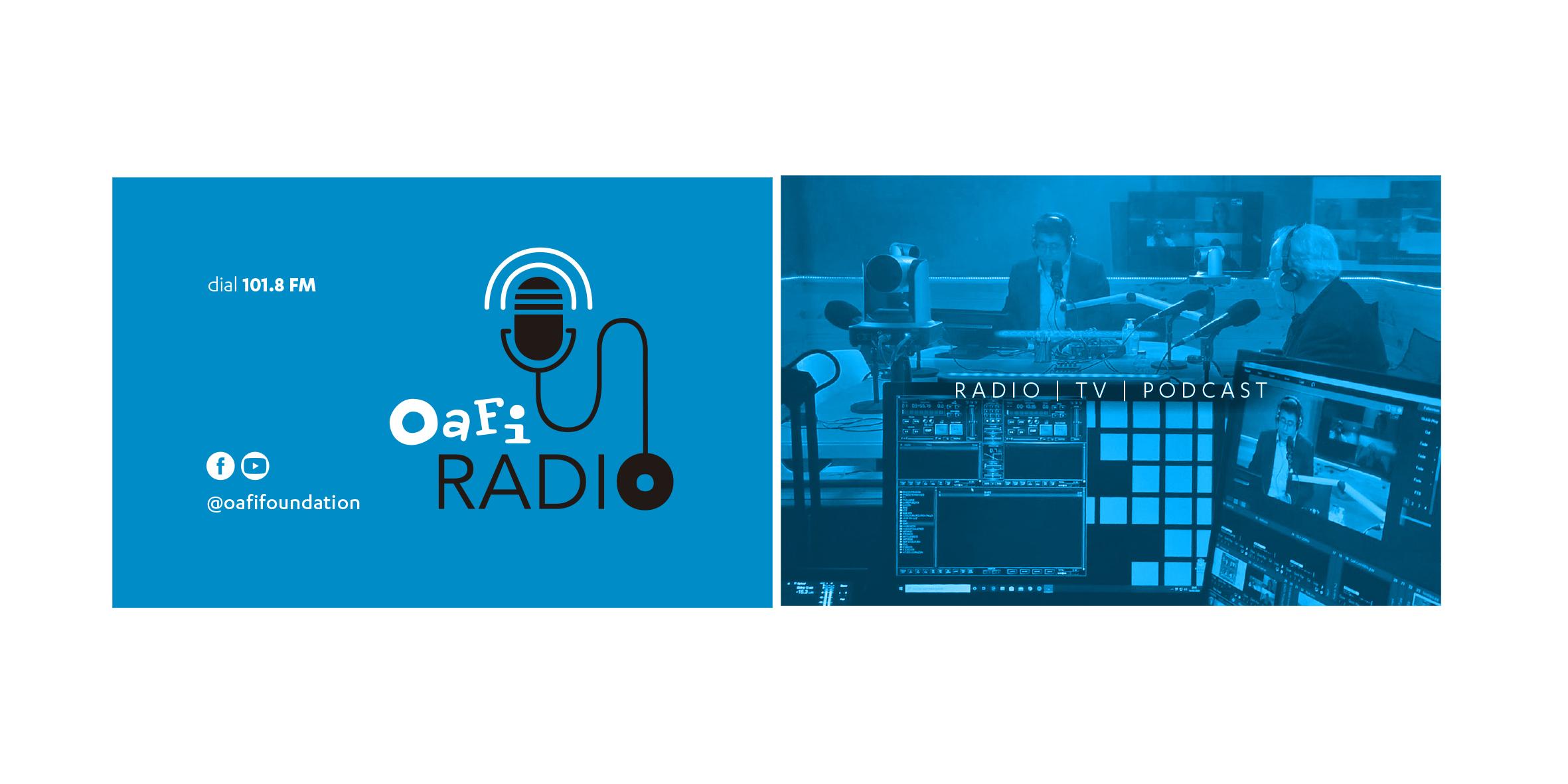 Tarjeta OAFI RADIO