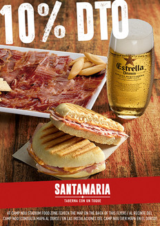 Promo Camp Nou SANTAMARIA