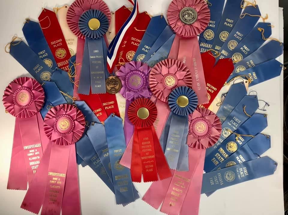 Ilene's Awards