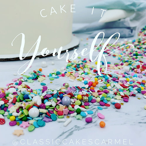 Cake it Yourself Kit