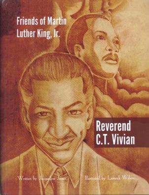Friends of Martin Luther King, Jr. : Reverend C.T. Vivian