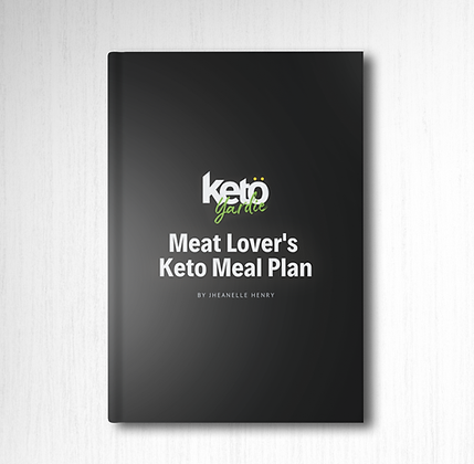 Meat Lovers Meal Plan
