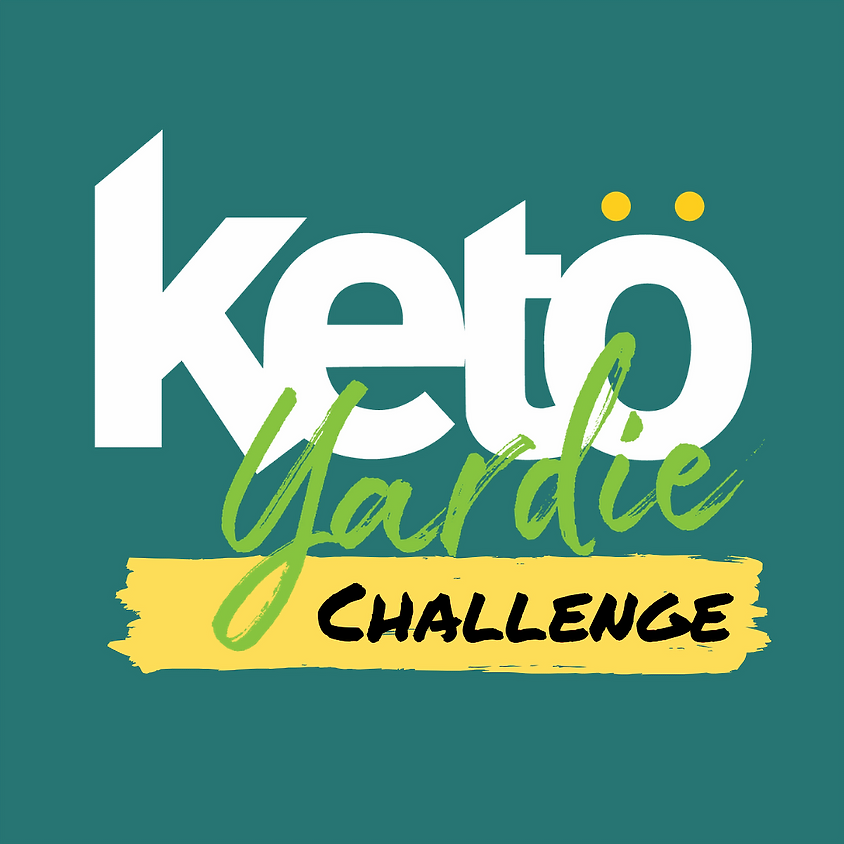 The Keto Yardie Challenge April
